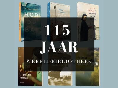 Wereldbibliotheek 115 jaar